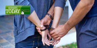 Poliste tutuklu