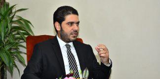 UBP MYK üyesi Ahmet Savaşan