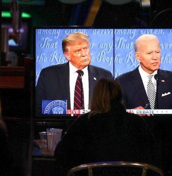 Trump ve Biden