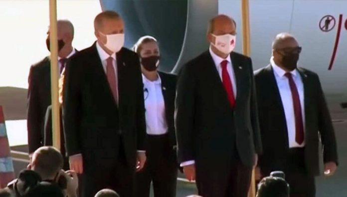 Erdoğan, KKTC