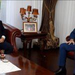 Cumhurbaşkanı Ersin Tatar, Ali Pilli