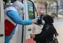 BM Güvenlik Konseyini İsrail koronavirüs