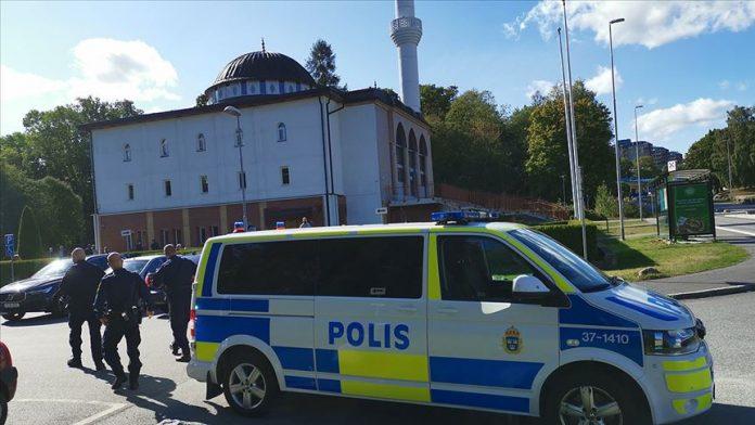 İsveç'te camiye
