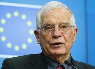 AB Dış İlişkiler Josep Borrell