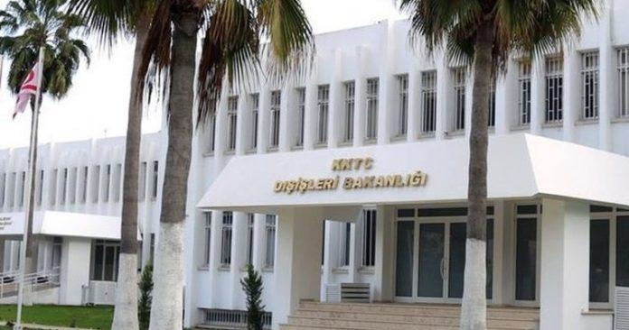 KKTC Dışişleri Bakanlığı