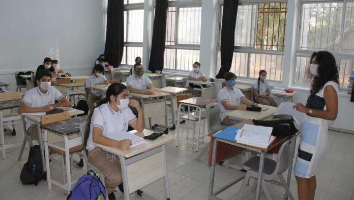 Çatalköy-Karşıyaka okul