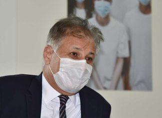 Sağlık Bakanı Ali Pilli