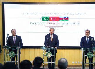 Pakistan Dışişleri Bakanı Kureyşi