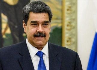 Venezuela Devlet Başkanı Maduro