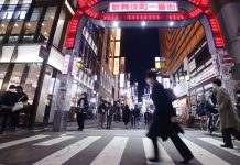 Japonya'da yeni tip koronavirüse (Kovid-19