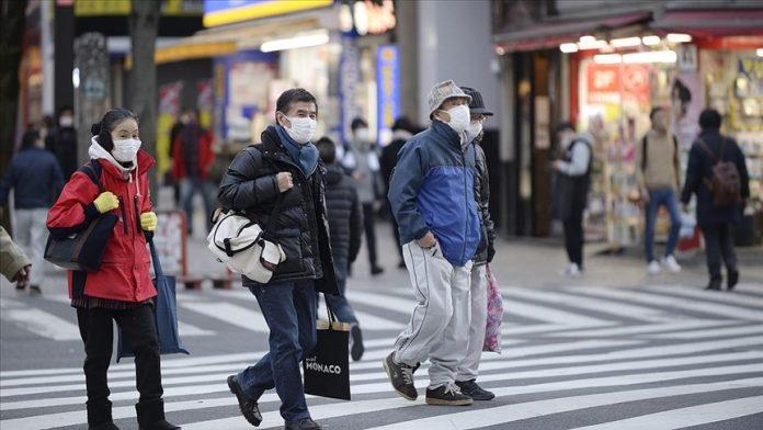 Japonya koronavirüs
