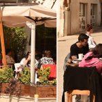 Restoran ve kafelerin dış mekan