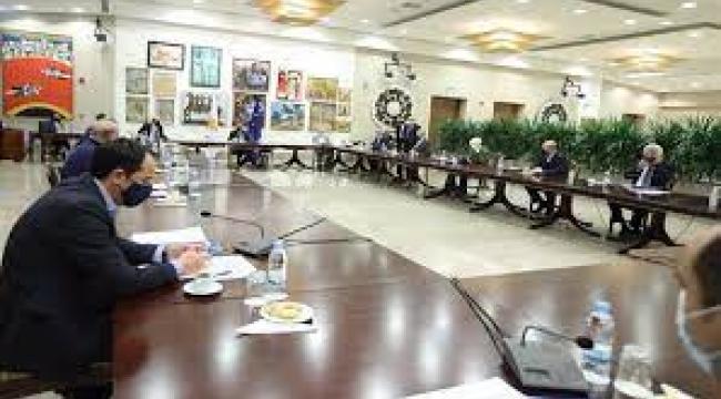 ELAM dışında kalan tüm siyasi parti başkanlarının, Rum Lider Nikos Anastasiadis