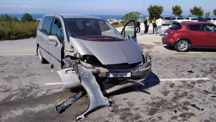 87 yaşındaki sürücü hayatını kaybetti!