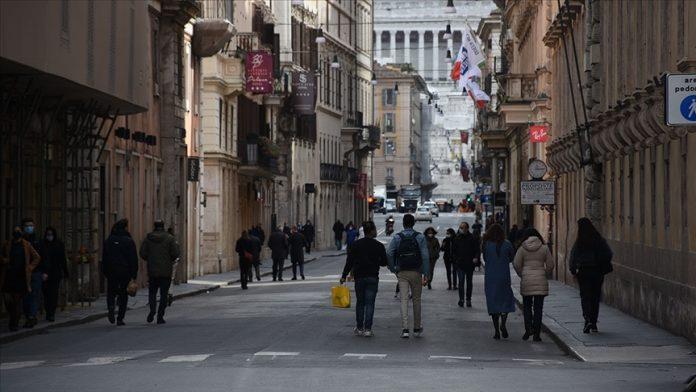 İtalya'da Kovid-19