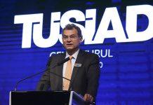 TÜSİAD Yönetim Kurulu Başkanı Kaslowski
