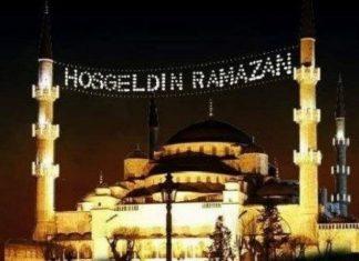 kktc Ramazan ayı başladı