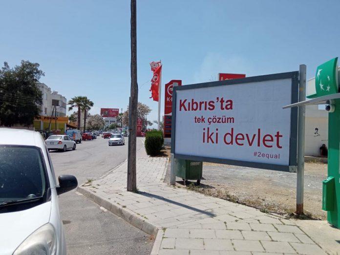 Kıbrıs'ta tek çözüm, iki devlet