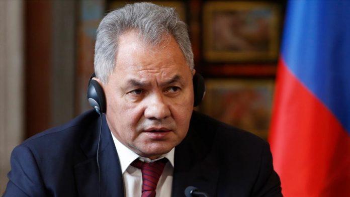 Rusya Savunma Bakanı Şoygu