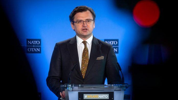 Ukrayna Dışişleri Bakanı Dmitro Kuleba, Rusya