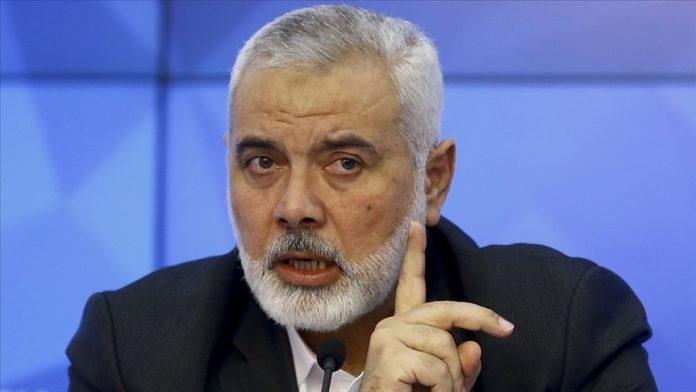 Hamas lideri Heniyye