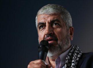 Hamas Lideri Halid Meşal
