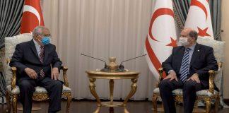 Cumhurbaşkanı Ersin Tatar