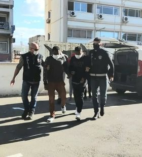 Joseph Mlambo, Lunga Harisson Dlamini ve Ernest Tembe Agborbejah