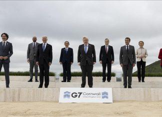 G7 Liderler Zirvesi