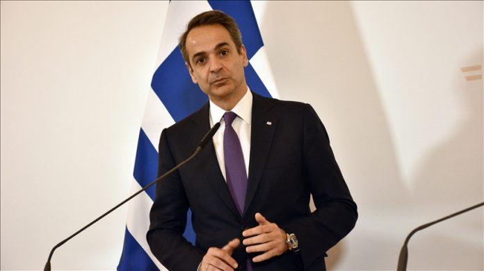 Yunanistan Başbakanı Miçotakis