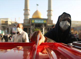 İran'da 13. Cumhurbaşkanlığı Seçim